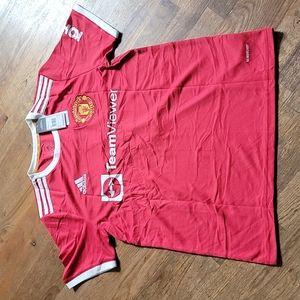 Adidas Ronaldo Manchester United Jersey